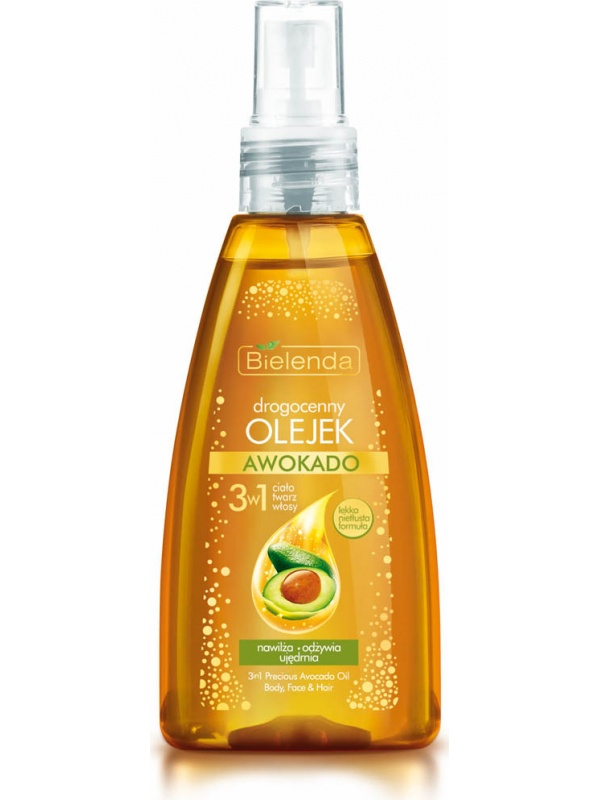 Bielenda precious Avocado oil for body, face and hair