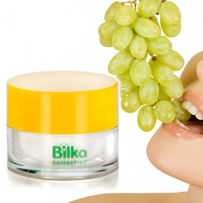Bilka Grape Energy face cream with white grapes