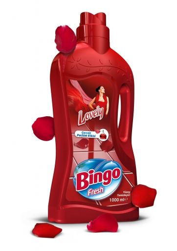 Bingo Fresh Lovely 1l