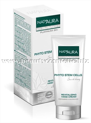 BioFresh Nat'aura Revitalizing Hand Cream 30+