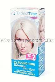 Blond Time Blond Silver effect