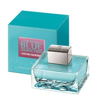 Antonio Banderas Blue Seduction EDT woman