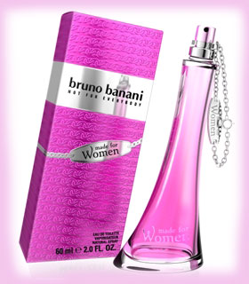 Bruno Banani Made for Women EDT