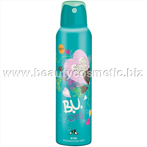 B.U. Candy Love deo spray