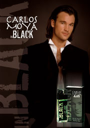 Carlos Moya in Black EDT
