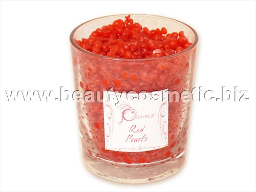 Casyopea Wax Pearls Red Pearls