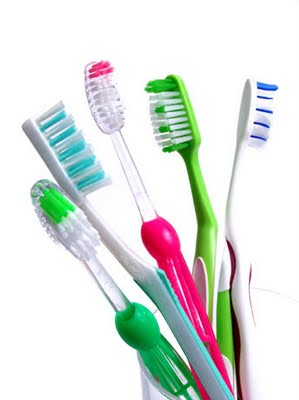 Brushes for teeth