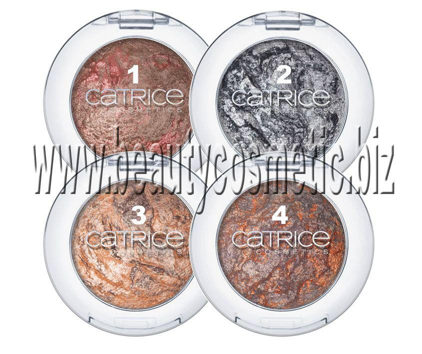 Catrice Siberian Call Mountain Baked eyeshadow