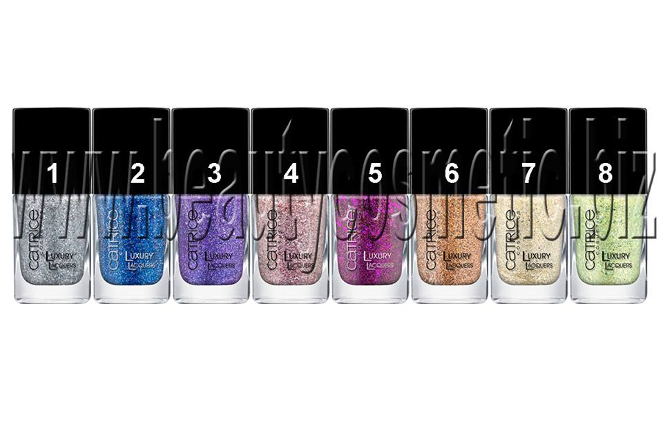 Catrice Luxury Colors лак за нокти