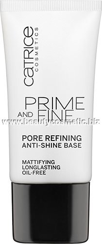 Catrice Prime & Fine matte base for makeup