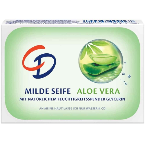 CD soap bar Aloe