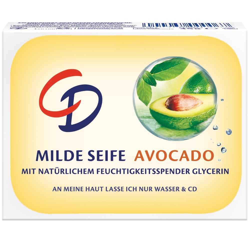 CD soap bar Avocado