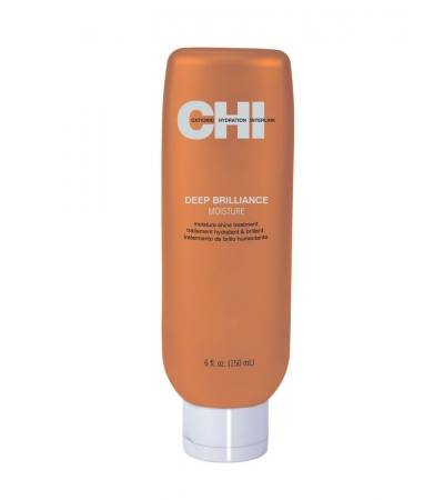 CHI Deep Brilliance Mask treated hair