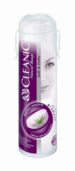 Cleanic Soft & Puffy pads