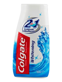 Colgate 2 in 1 Whitening