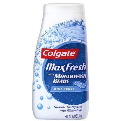 Colgate MaxFresh with MouthwashBeads