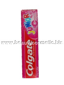 Colgate Junior strawberry flavor