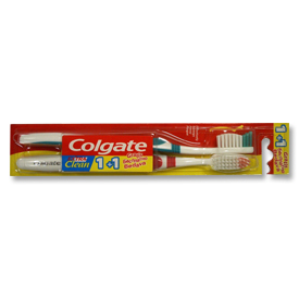 Colgate Extra Clean 1+1