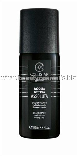 Collistar Aqua Attiva Men deo spray