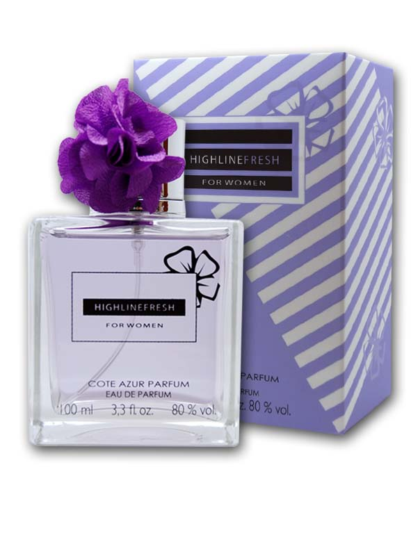 Cote Azur Highline Fresh EDP