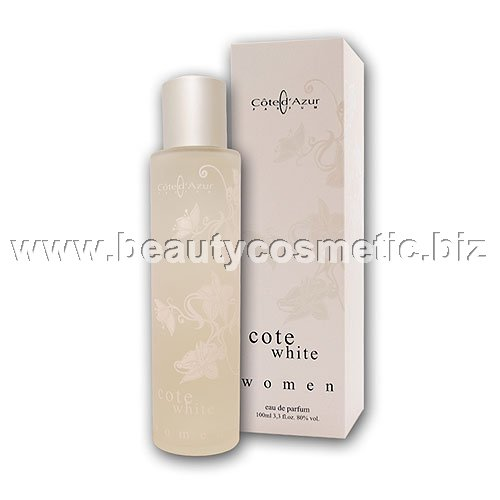 Cote d'Azur White Woman EDP