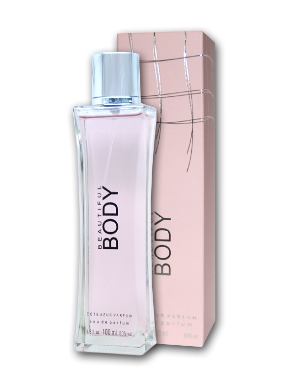 Cote d'Azur  Beautiful Body EDP