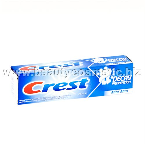 Crest Decay Prevention паста за зъби