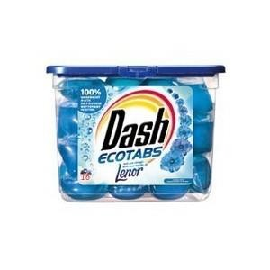 Dash Ecodose lenor 16 pieces