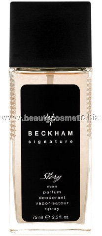 David Beckham Signature natural spray