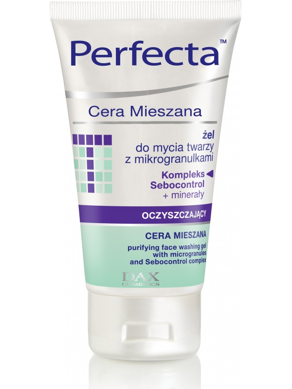 DAX Perfecta cleansing gel for combination skin