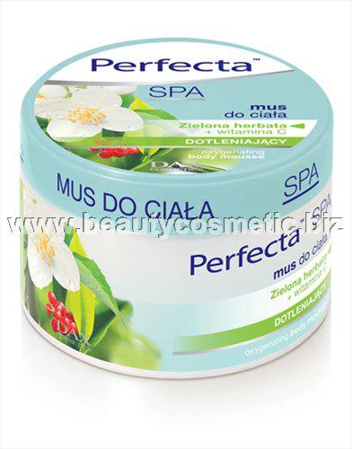 Perfecta SPA Body Mousse Green Tea & Vitamin C