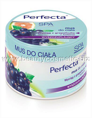Perfecta SPA slimming mousse with grapefruit extract