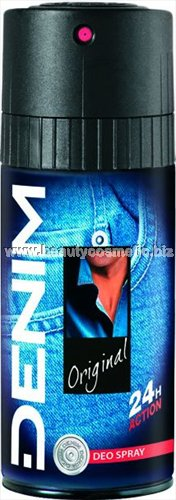 Denim Deo Body Spray Original