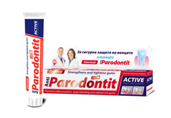 Dental Anti Parodontit Active паста за зъби