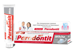 Dental Anti Parodontit White паста за зъби