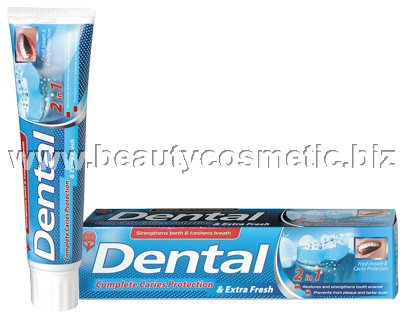 Dental Complete Caries Protection & Extra Fresh паста за зъби