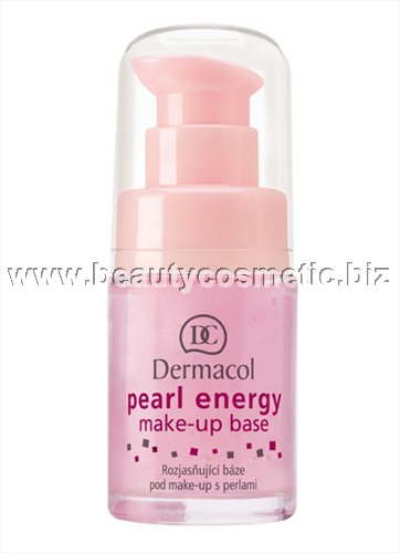 Dermacol Pearl energy base for makeup for tired skin