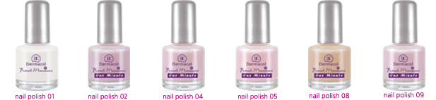 Dermacol FRENCH MANICURE One Minute