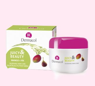 Dermacol Juicy & Beauty Mango & Fig