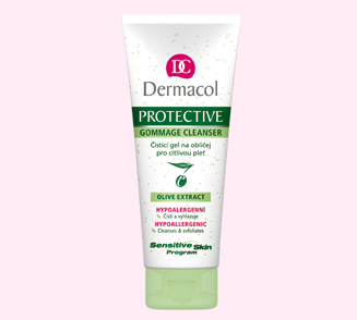 Dermacol Protective измиващ гел