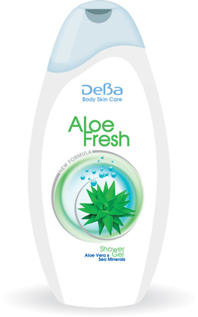 Deva Aloe Fresh душ гел