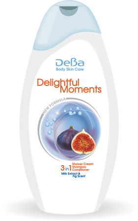 Deva Delightful Moments душ гел