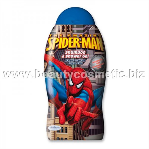 Disney Spider man shampoo & shower gel