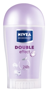 Nivea double effect стик