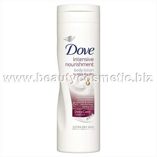 Dove intensive lotion for extra dry skin