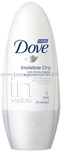 Dove Invisible dry roll on