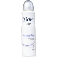 Dove Invisible dry deo spray