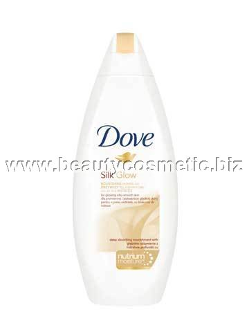 Dove Silk Glow душ гел