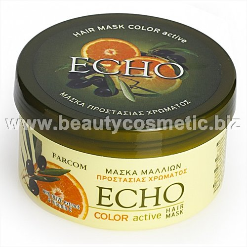 ECHO mask for colored hair 250ml