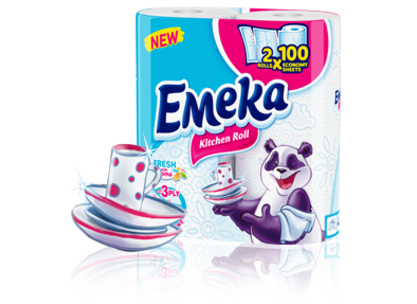 Emeka kitchen roll 2 pieces